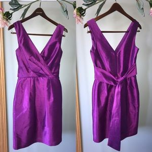 Cocktail Bridesmaid Dress